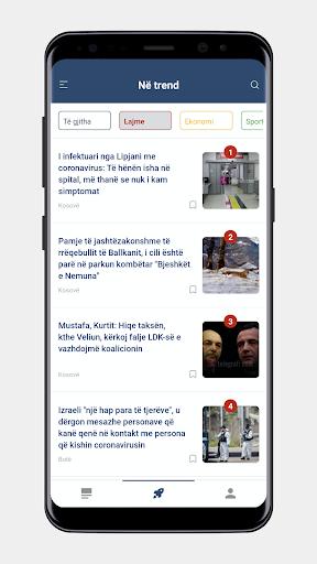 Telegrafi 3.1.1 screenshots 2