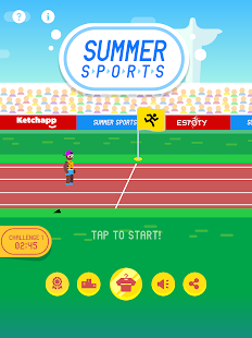 Ketchapp Summer Sports Screenshot