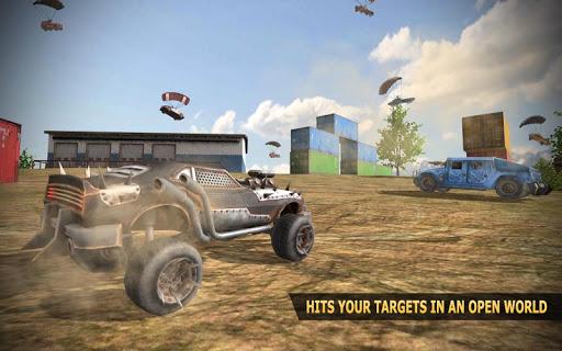 Champ de bataille de voiture de joueur APK MOD – Pièces de Monnaie Illimitées (Astuce) screenshots hack proof 2