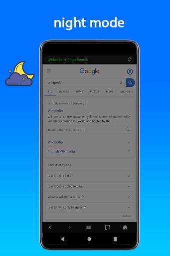 Browser - Fast and Smart Explorer 4.1.2 Screenshots 7