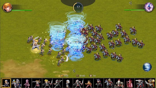 Miragine War MOD APK [Unlimited Gems, Cash, Free Rewards] – Prince APK 2