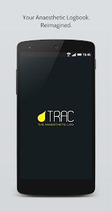 Trac: The Anaesthetic Logbook