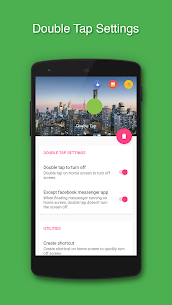 Double Tap  Off 2.5.6 MOD for Android 2