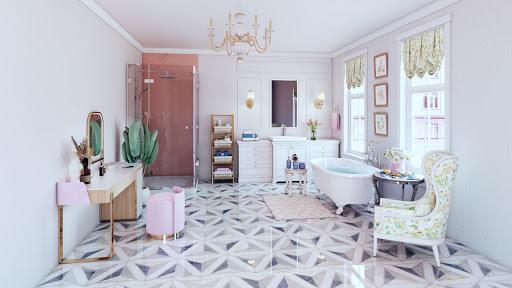 Makeover Master: Tile Connect & Home Design  screenshots 8