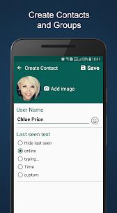 Free WhatsMock Pro – Prank chat 2