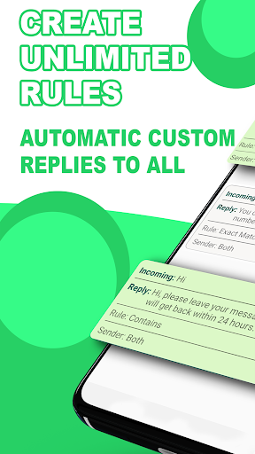 First Reply - Auto Reply Chat Bot for WA and WAB  screenshots 2
