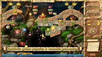Fairy Treasure - Brick Breaker