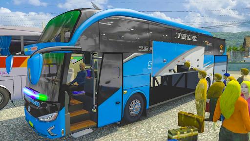 Coach Bus Driving Simulator 2020: City Bus Free 0.1 Screenshots 5
