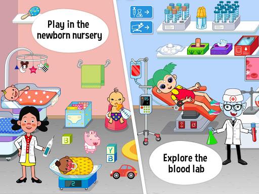 Pepi Hospital: Learn & Care  screenshots 6