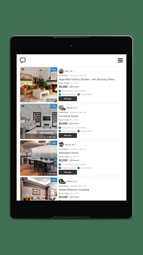 Roomster - Roommates, Roommate & Roommate Finder android2mod screenshots 7