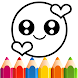 Toddler Coloring Book For Kids - Androidアプリ