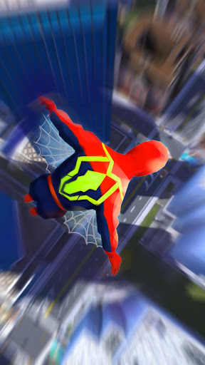 Super Heroes Fly: Sky Dance - Running Game  screenshots 2