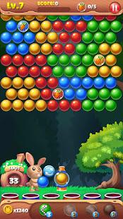 Bubble Bunny Rescue - Bubble Shooter