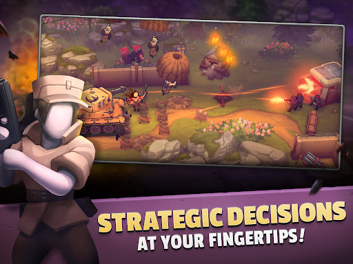 GUNS UP! Mobile Varies with device screenshots 10