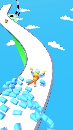 Rope-Man Run Apkfinish screenshots 4