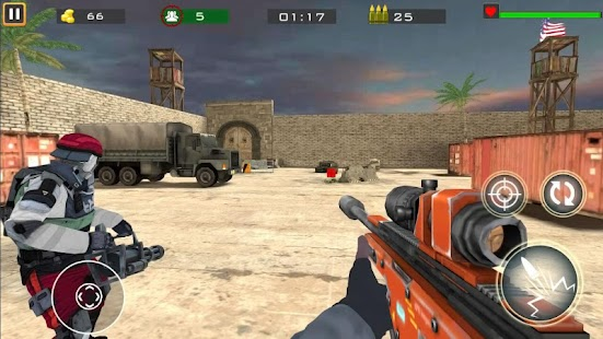 Counter Terrorist 2020 - Gun Shooting Game Screenshot