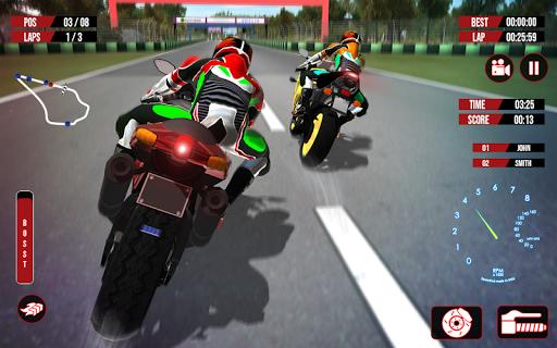 Bike Racing Game Free 1.0.26 screenshots 1