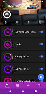 Hue Essentials Mod Apk- Philips Hue & TRÅDFRI (Premium Unlocked) 6