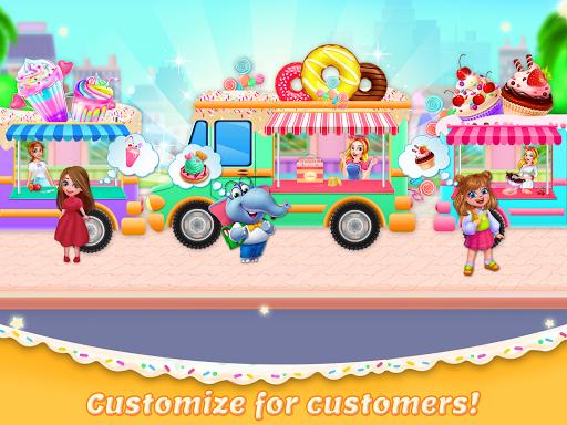 Sweet Bakery Chef Mania: Baking Games For Girls 2.8 Screenshots 8