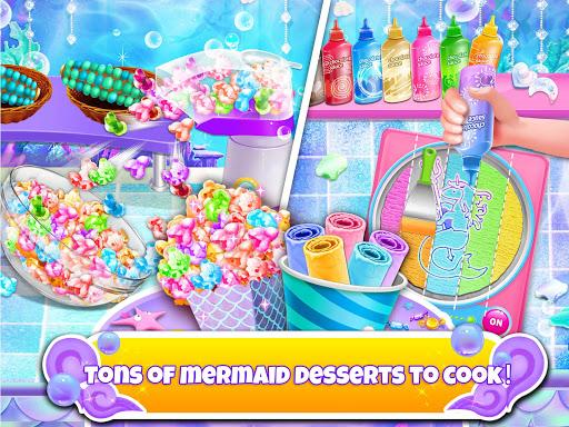 Unicorn Chef: Mermaid Cooking Games for Girls 2.2 screenshots 5
