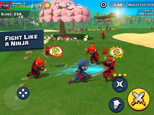 Ninja Golf u2122 1.6.7 screenshots 9