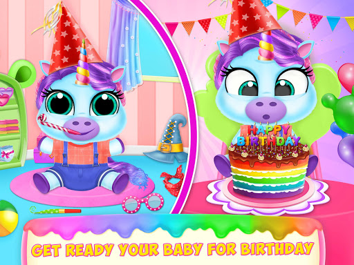Baby Unicorn Pet Care  screenshots 9