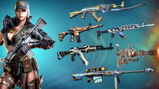 Modern Commando Shooting 3D : Free Shooting Games 1.0 screenshots 8