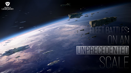 Infinite Lagrange apkslow screenshots 3