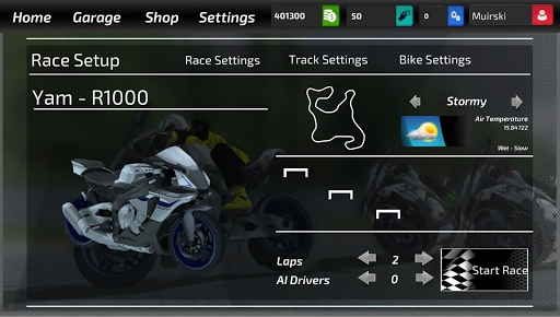 Motorsport MBK - Motorcycle Racing 2.0.3 screenshots 3
