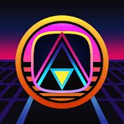 ATOMIC - Dark Retro Future Icons  Icon