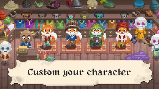 Naica Online - 2D MMORPG  screenshots 3
