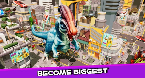 Dinosaur.io Jurassic Battle Royale For Pc (Download For Windows 7/8/10 & Mac Os) Free! 1