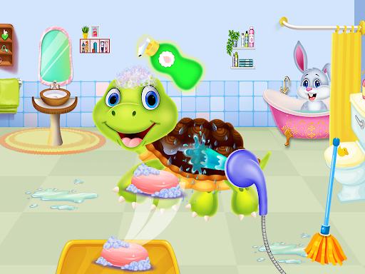 Pet Vet Care Wash Feed & Play - Animal Doctor  screenshots 4