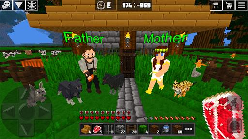 Multicraft: Block Craft Mini World 3D 2.15.1 screenshots 17