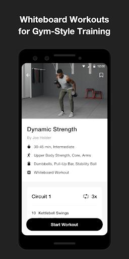 Nike Training Club - Home workouts & fitness plans apktram screenshots 6