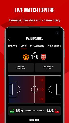 Manchester United Official App apktram screenshots 2