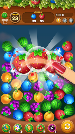 Fruits Crush - Link Puzzle Game 1.0037 screenshots 4