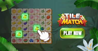 Tile Match - Triple Tile Connecting Master