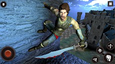 Prince Assassin of Persia 3D : Creed Ninja Hunterのおすすめ画像1