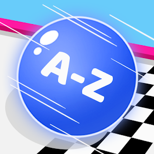 AZ Run  2048 ABC Runner