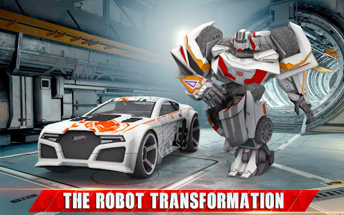 Car Robot Transformation 19: Robot Horse Games 2.0.7 Screenshots 10