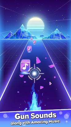 ビートショット3D - EDM音楽ゲームのおすすめ画像3