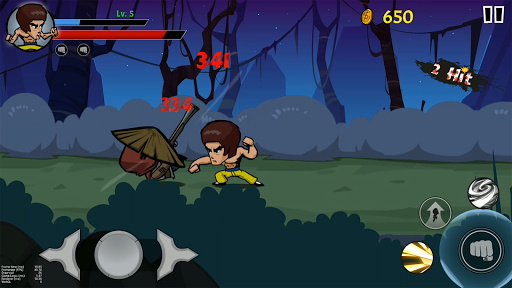 KungFu Fighting Warrior apkpoly screenshots 23