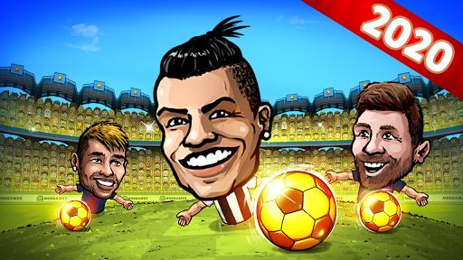 Merge Puppet Soccer: Headball Merger Puppet Soccer apktreat screenshots 1