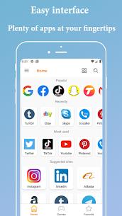All social media browser in one app Apk Download 2021 2