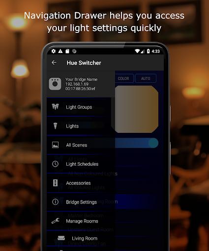 Hue Switcher for Philips Hue Bridges 3.0.33 Screenshots 8