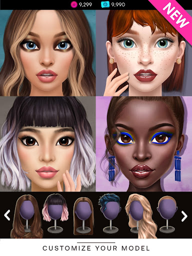 GLAMM'D - Fashion Dress Up Game 1.2.6 screenshots 9