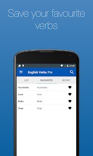 English Verb Conjugator v3.3.5 Pro APK 6