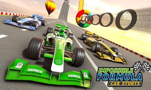 Formula Car GT Racing Stunts- Impossible Tracks 3D MOD APK V3.7 – (All Levels Unlocked) 1