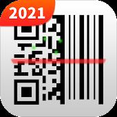 icono Escáner de código QR y código de barras